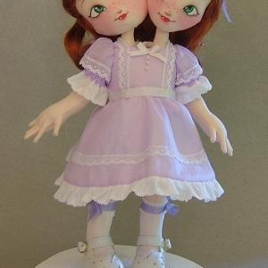 Violet and Lavender Von Periwinkle
