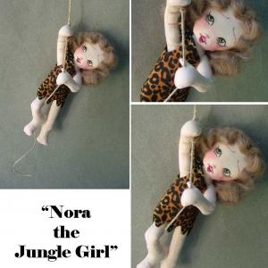 Nora the Jungle Girl, tiny size